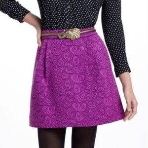 Anthropologie Purple Circle Skirt by HD in Paris 6